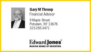 Gary Throop, Edward Jones Financial Advisor