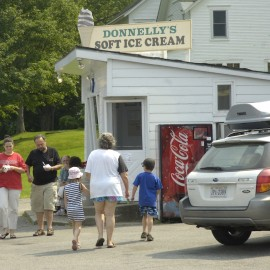 Donnelly's Ice Cream Stand
