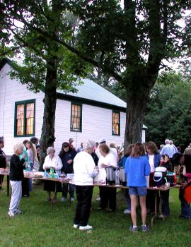 Cooks Corners Schoolhouse