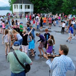 Schroon Lake Square Dances