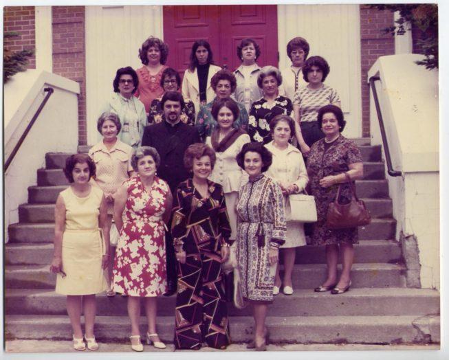 1976 St. Barbara's Society, St. V's