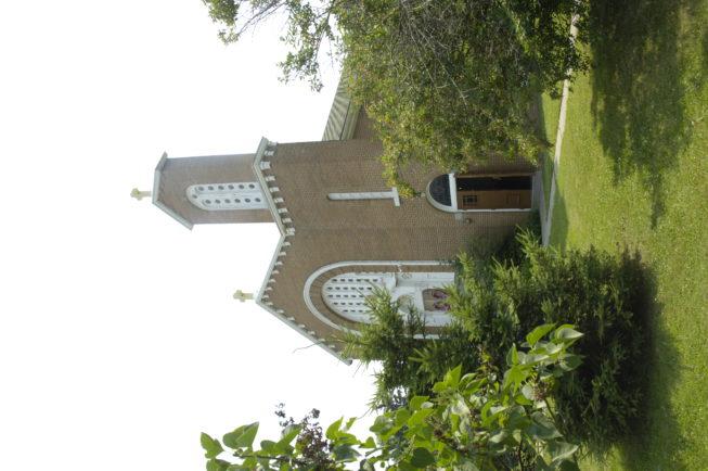St. Vasilios Greek Orthodox Church, Watertown, NY.