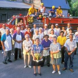 Brier Hill Volunteer Fire Dept.