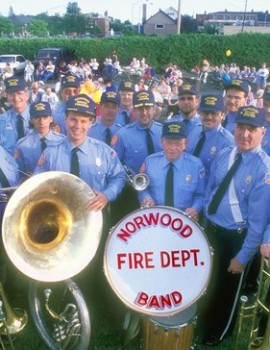 Norwood Brass Firemen