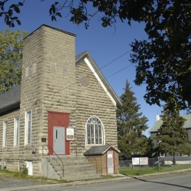 Thomas Memorial African Methodist Episcopal Zion Church