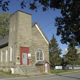 Thomas Memorial African Methodist Episcopal Zion Church
