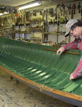 Woodward Boat Shop